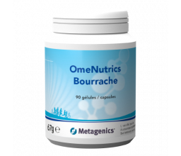 OmeNutrics Borage/Bourrache
